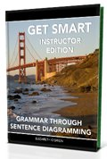 Get Smart Instructor Grammar Book
