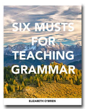 6 Musts for Teaching Grammar Ebook