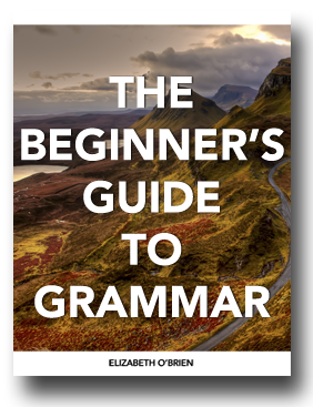 The Beginner's Guide to Grammar Ebook