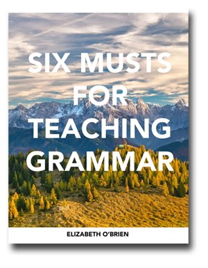 6 Musts for Teaching Grammar Ebook