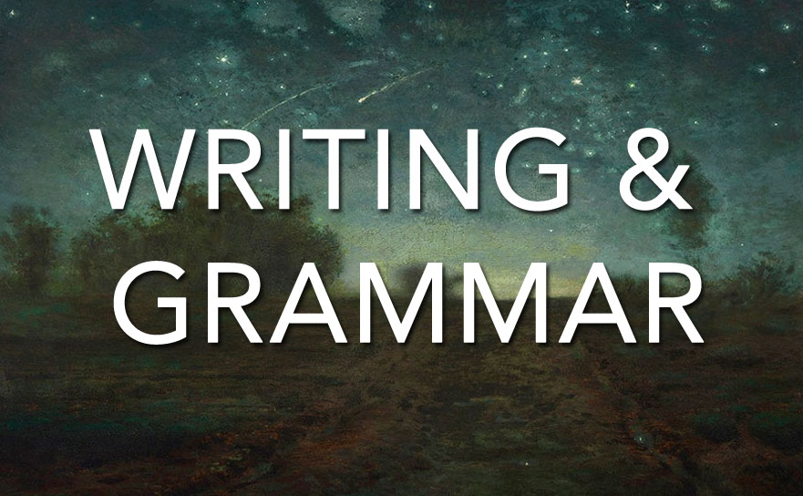 Writing & Grammar Course
