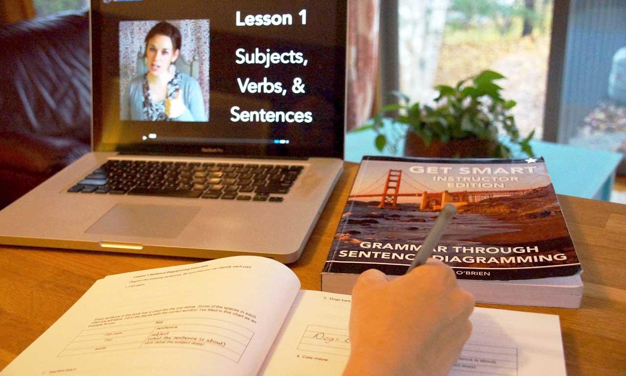 Get Smart Grammar Program