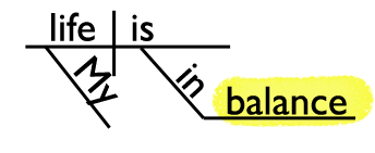 Sentence diagram of