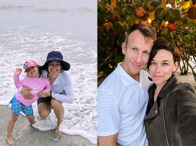 O'Briens at the beach