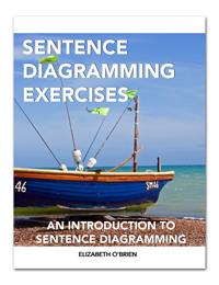 Sentence Diagramming Exercises Book