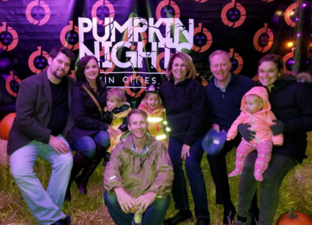 O'Brien Family Pumpkins