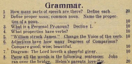 English Grammar Revolution