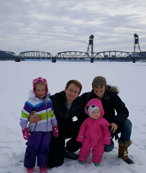 Elizabeth O'Brien & Family