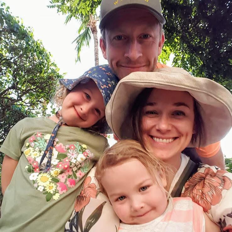 O'Brien Family March 2020