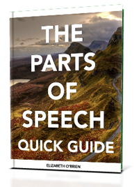 Parts of Speech Guide
