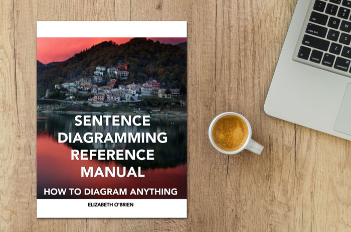 Sentence Diagramming Reference Manual Cover