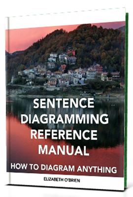 Sentence Diagramming Reference Manual Book