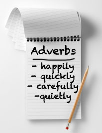 List of Adverbs www.GrammarRevolution.com/list-of-adverbs.html