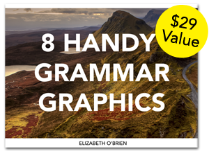 8 Handy Grammar Graphics