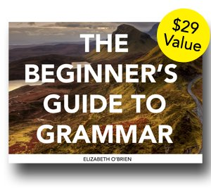 The Beginner's Guide to Grammar